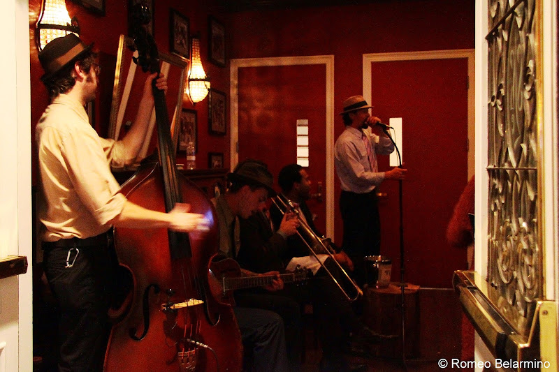 The Ibervillianaires at 21st Amendment New Orleans