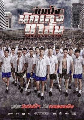 Dangerous Boys (2014) DVDRIP