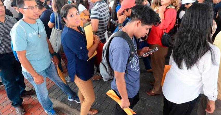 Más de 200 mil jóvenes podrán hacer prácticas en el Estado, informó el Ministerio de Trabajo