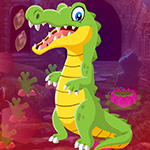 G4K Pretty Crocodile Resc…