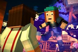 Android-1 Minecraft: Story Mode MOD APK Offline v1.37