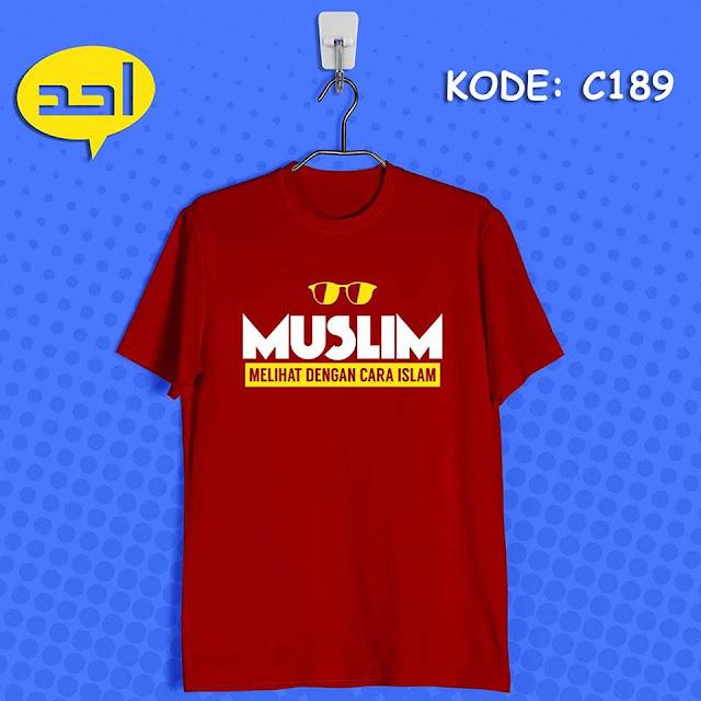 kaos kata kata islami