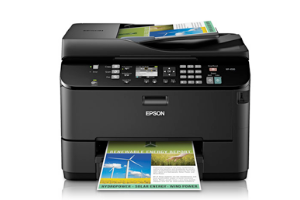 Epson WorkForce Pro WP-4530 Printer Driver Downloads & Software for Windows