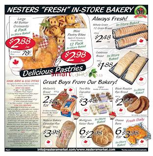 Nesters Market Flyer April 23 – 29, 2017
