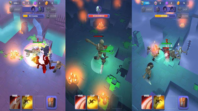 nonstop knights android