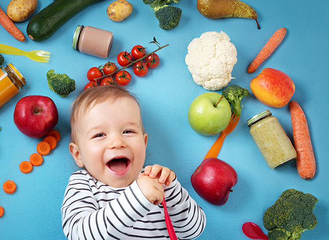 6 ponturi ca sa il imprietenesti pe micul mofturos cu legumele!