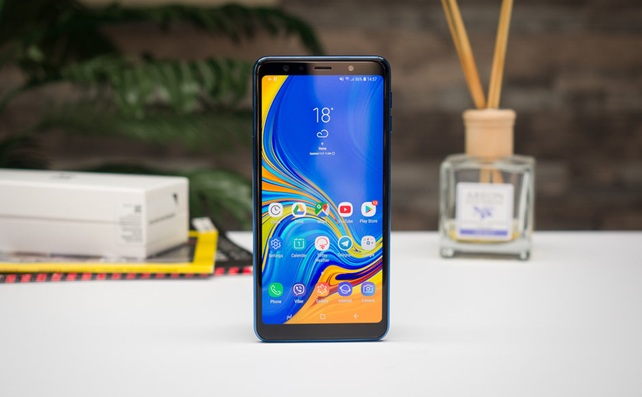 Samsung Galaxy A7: pros y contras
