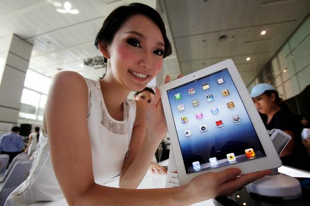 Sell Your Old iPhone or iPad For Cash