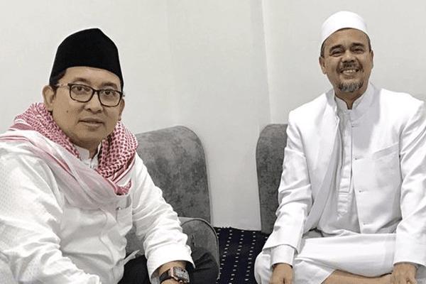 Habib Rizieq Enggan Tanggapi Tudingan La Nyalla pada Prabowo