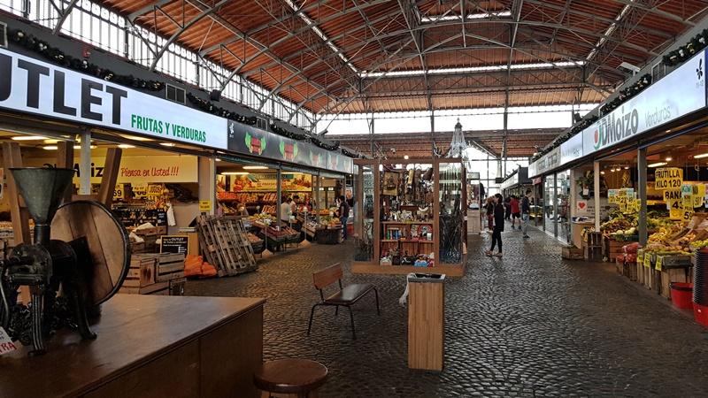 Mercado Agrícola - Montevidéu