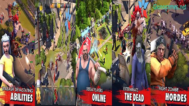 Download Zombie Anarchy: War & Survival apk v1.0.9 Terbaru 2016