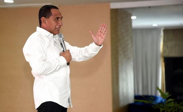 Gubernur Sumut Sebut Proyek Tol Medan-Binjai Dimulai Kembali April