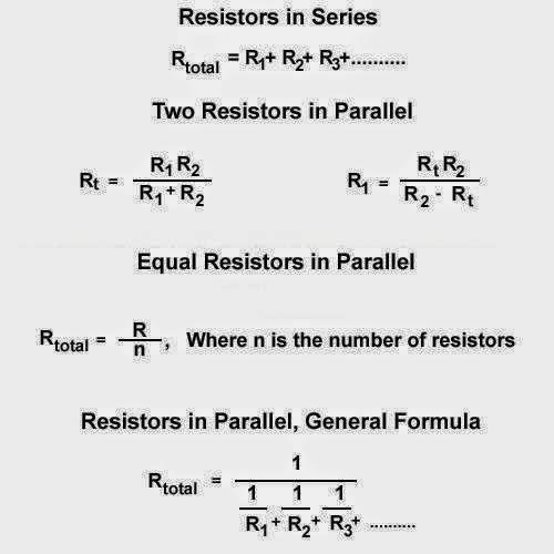 Resistors in series  EEE COMMUNITY