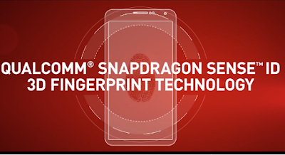 Qualcomm snapdragon Sense ID 3D