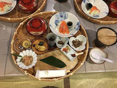 毒沢鉱泉 神乃湯の夕食