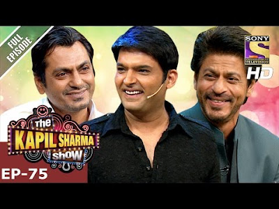 The Kapil Sharma Show Episode 75 21 January 2017 HDTV 480p 300mb