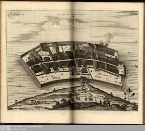 17世紀のオランダ人が描いた日本