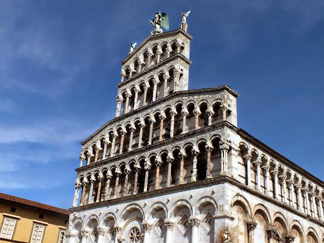 visitas en Lucca