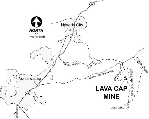 Scott Hopper's blog: NEVADA COUNTY LAVA CAP SUPERFUND MEETING