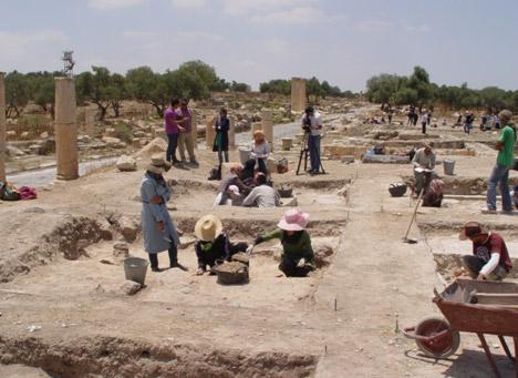 Ελληνιστικός ναός ανακαλύφθηκε στην Ιορδανία