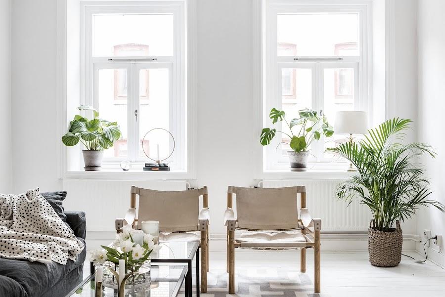 sillas, nordicas, estilo nordico, decoracion nordica, piel, polipiel, butacas, interiorismo, alquimia deco,