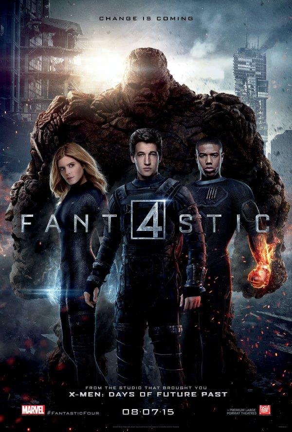 Poster 2: Fantastic Four 2