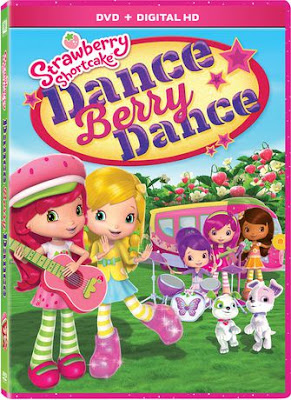 Strawberry Shortcake Dance Berry [Latino]
