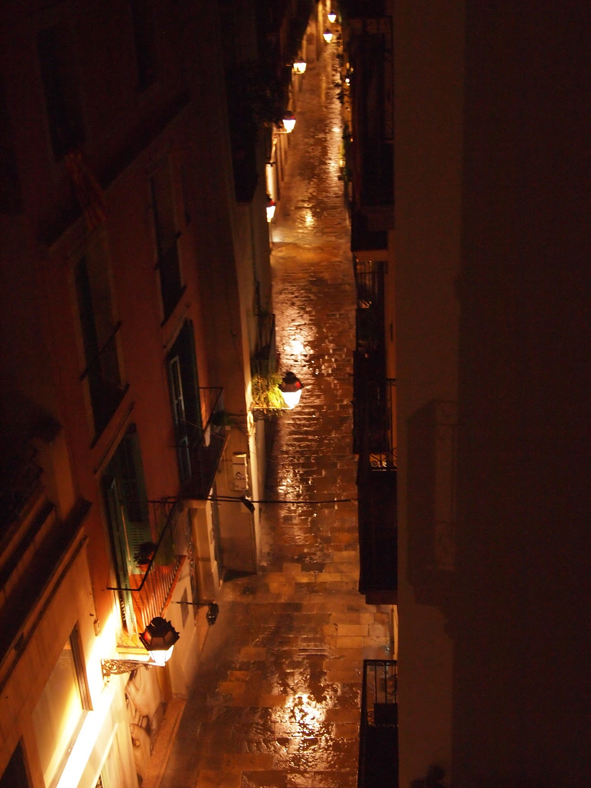 Barcelona Musica Y Colores Carrer Petritxol Home Sweet Home