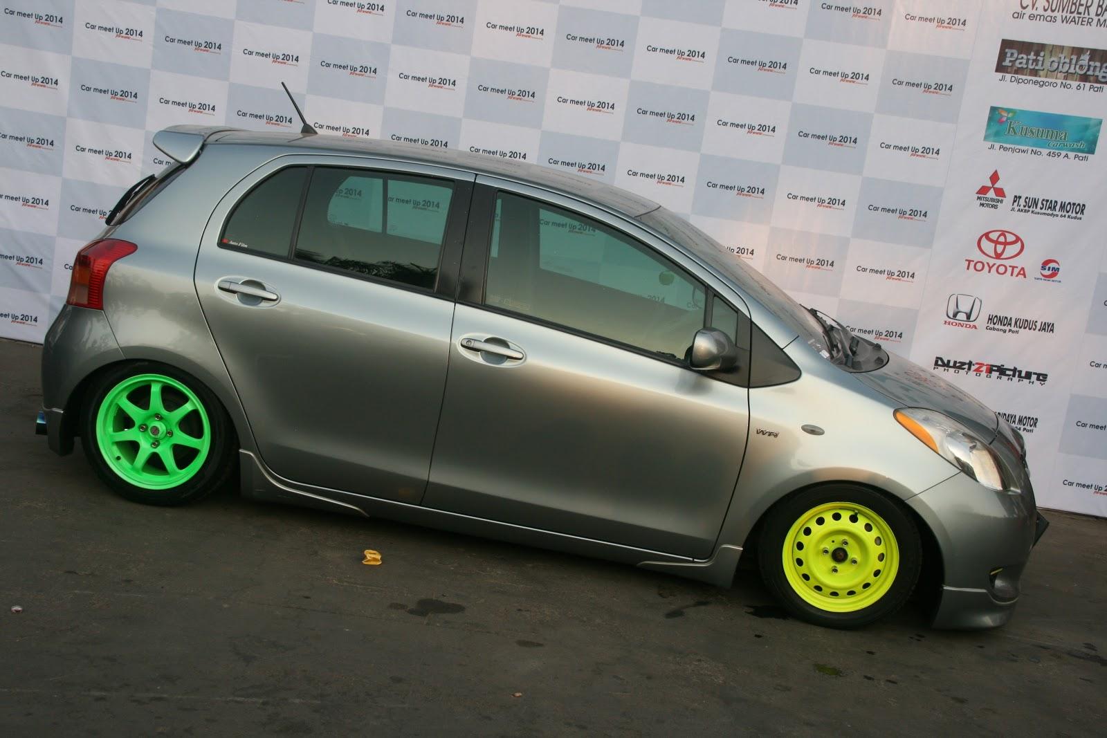 Koleksi Modifikasi Mobil Sedan Tinggi Ragam Modifikasi