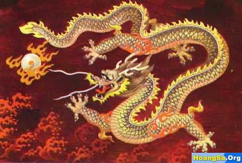 Vietnamese Dragon: Welcome To Vietnam: What Are Four Sacred Animals Of Vietnam?