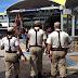 Greve de ônibus: PM reforça policiamento em pontos de ônibus e estações