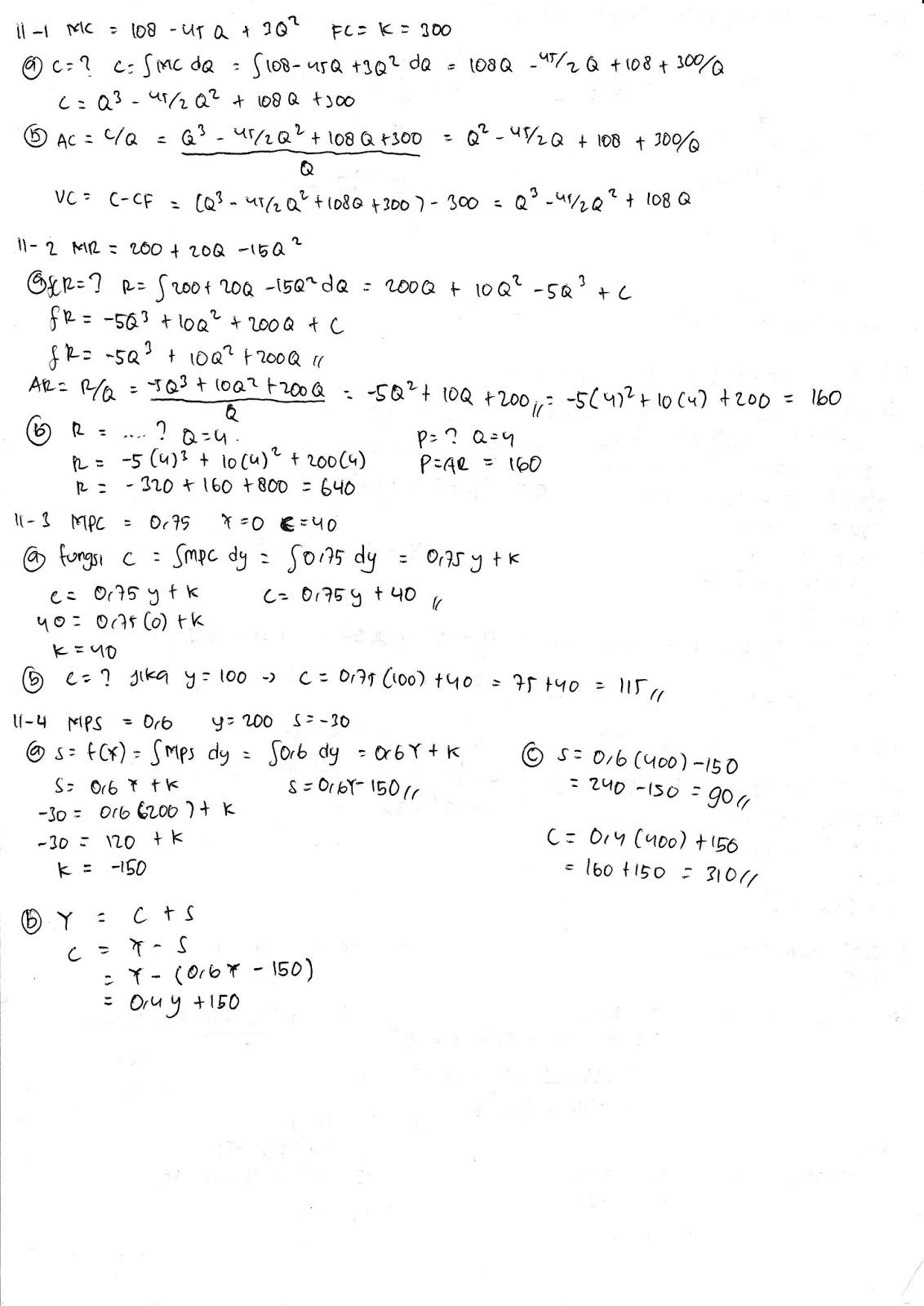 Brittfit jawaban soal ltm statistik deskriptif bsi showing 1 1 of 1. Kunci Jawaban Buku Matematika Ekonomi Dan Bisnis Web Edukasi Sekolah