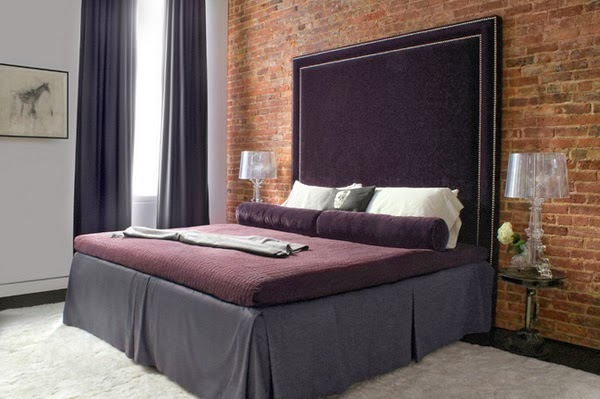 Black White And Purple Bedroom Ideas Decorating And