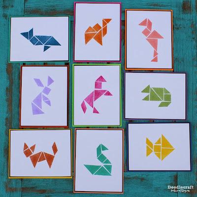 http://www.doodlecraftblog.com/2015/04/tangram-rubber-stamps-diy.html