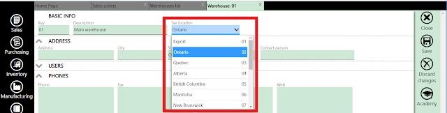 QuickBooks Online Canada