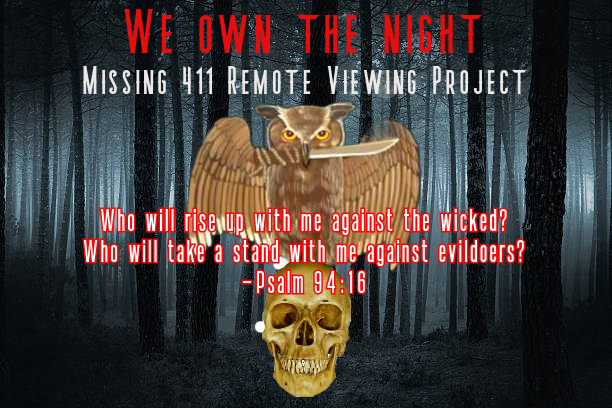 MIssing 411 Remote Viewing Project