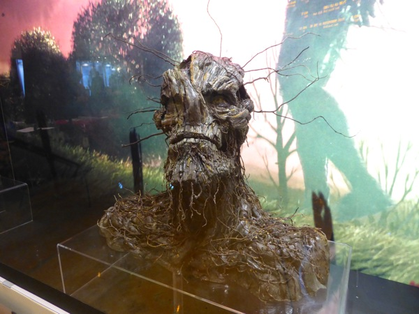 A Monster Calls movie tree creature face
