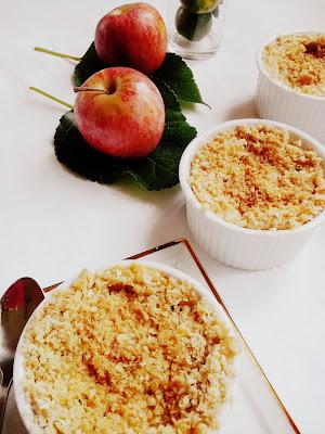 Resepi Pencuci Mulut Yang Sedap Dan Mudah , Oat Rangup Dengan Epal