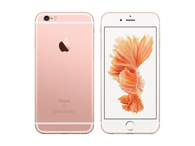 Iphone 6s Plus Rose Gold 2