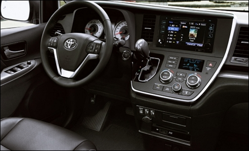 2018 toyota sienna review price release date toyota. Black Bedroom Furniture Sets. Home Design Ideas