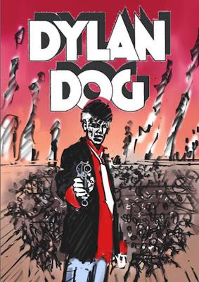 Dylan Dog, genesi di una copertina