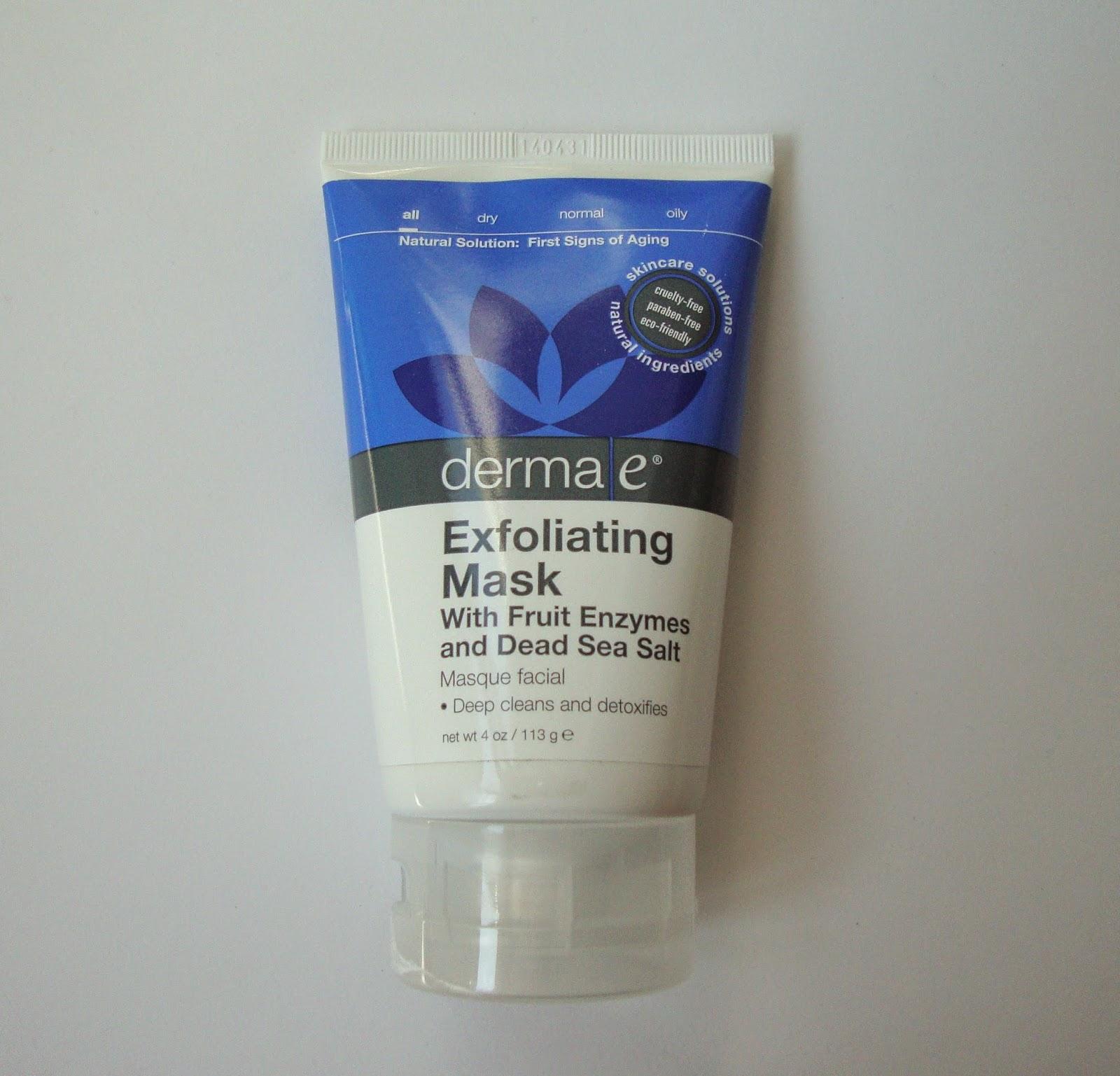 Derma E Exfoliating Mask