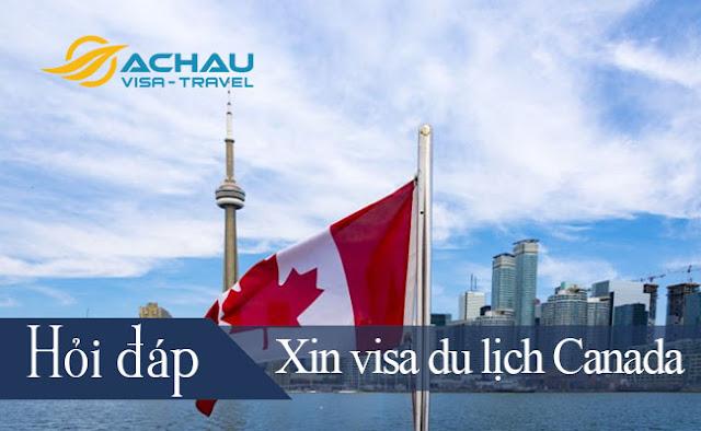 Có hay không việc xin visa du lịch Canada không cần chứng minh tài chính?
