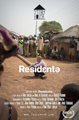 Residente 2017 Custom HDRip Sub