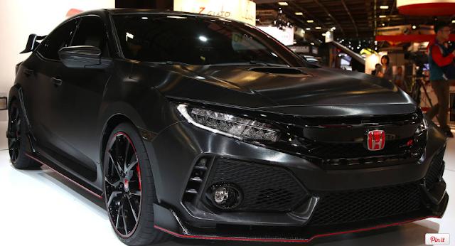 Honda Civic Type R 2018 USA