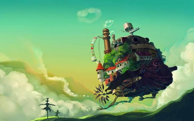 10 Film Animasi Terbaik Hayao Miyazaki (Studio Ghibli), Wajib Ditonton!