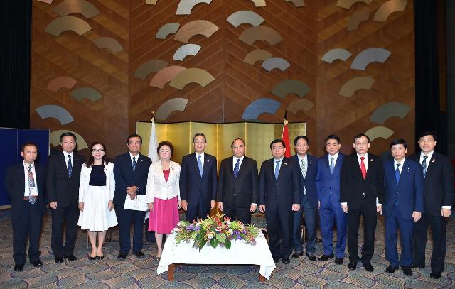 Vietnam smart town draws Japan Inc.'s big names