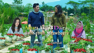 Pemain FTV Antara Aku 3 Dara Dan Kebun Strawbery nama foto dan biodata