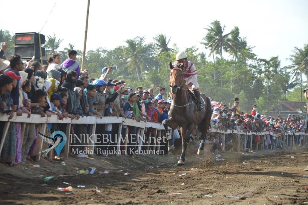 Kuda Kanaya GT, Juara Pertama Pacuan Kuda Ammbal Kelas 2000 Meter