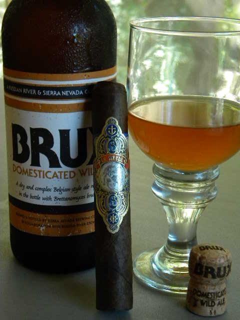 Cigar and Beverage Pairings: La Sirena King Poseidon and
